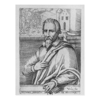 Michael Servetus Postales
