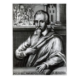 Michael Servetus Tarjetas Postales