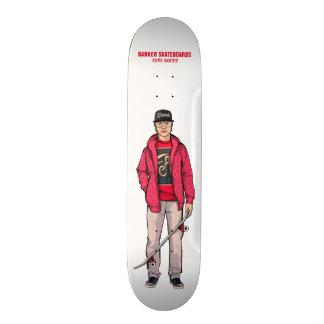 Michael - SOME SKATER - Barker Skateboards