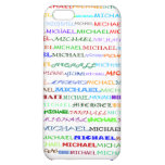 Michael Text Design II  Cover For iPhone 5C