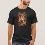 Michael the Archangel Christian Fine Art T-Shirt