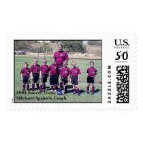 Michael's Autumn 2004 Soccer Team_edited,    20... Postage