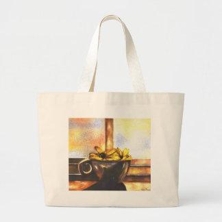 """Michael's Gift"" Bag    Watercolor by E. McClellan"