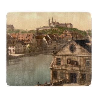 Michaelsberg Abbey, Bamberg, Bavaria, Germany Cutting Board