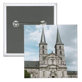 Michaelsberg Abbey in Bamberg Button
