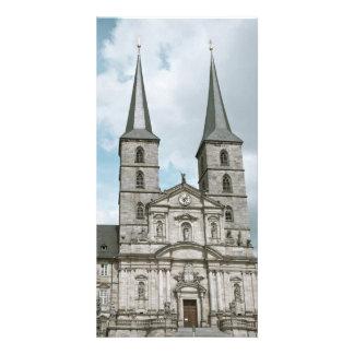 Michaelsberg Abbey in Bamberg Photo Cards