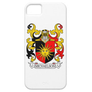 Michaelson Coat of Arms (Burke's General) iPhone 5 Cover