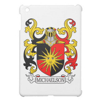 Michaelson Coat of Arms (Burke's General) Case For The iPad Mini