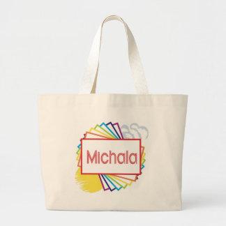 Michala Jumbo Tote Bag