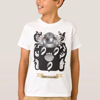 Michalec Coat of Arms (Family Crest) T-Shirt