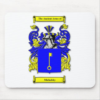 Michalsky oat of Arms Mouse Pad