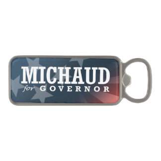 MICHAUD FOR GOVERNOR 2014 MAGNETIC BOTTLE OPENER