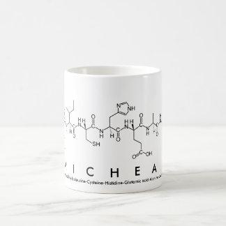 Micheal peptide name mug