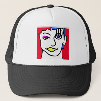 Michealangelo Trucker Hat