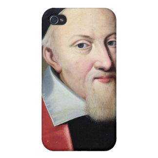 Michel de Marillac Guardian of the Seals iPhone 4 Case