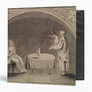 Michel de Nostradame  and Catherine Binders