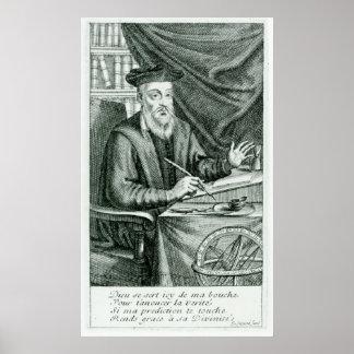 Michel de Nostredame Poster