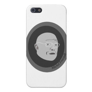 michel-foucault iPhone SE/5/5s case