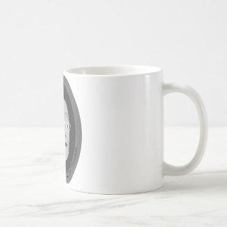 michel-foucault classic white coffee mug