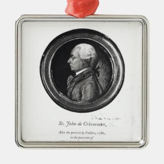 Michel-Guillaume-Jean de Crevecoeur Christmas Tree Ornament