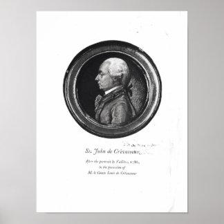 Michel-Guillaume-Jean de Crevecoeur Poster