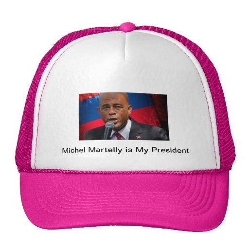 Michel Martelly Hat