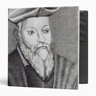 Michel Nostradamus 3 Ring Binder