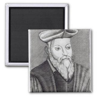 Michel Nostradamus Magnet