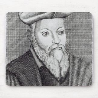 Michel Nostradamus Mouse Pad