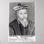 Michel Nostradamus Print