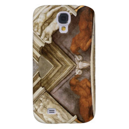 Michelangelo Bronze Nudes Sistine Chapel Samsung Galaxy S4 Case