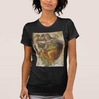 Michelangelo Delphic Sibyl T-Shirt