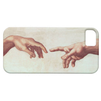 Michelangelo Hands iPhone SE/5/5s Case
