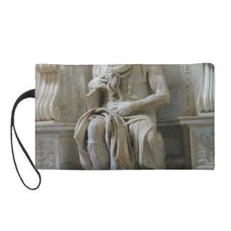 Michelangelo- Moses Wristlet Purses