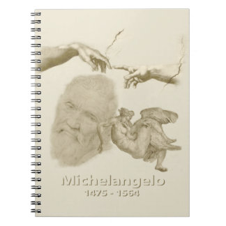 Michelangelo Notebook