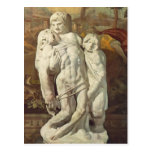 Michelangelo- Palestrina Pieta Post Card