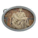 Michelangelo- Pieta Belt Buckles