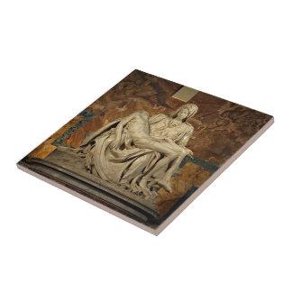 Michelangelo- Pieta Ceramic Tile