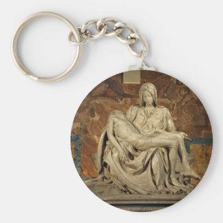 Michelangelo- Pieta Key Chains