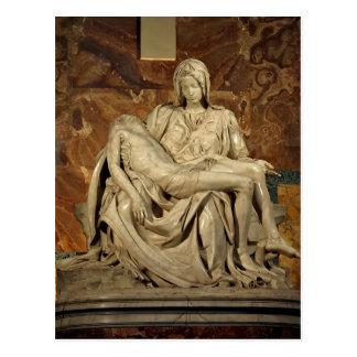 Michelangelo- Pieta Postcard