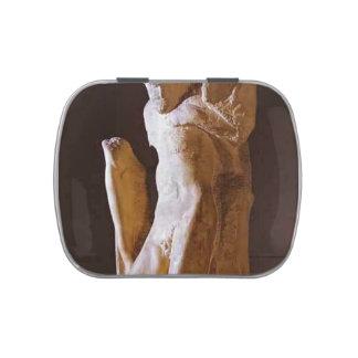Michelangelo- Pieta Rondanini (unfinished) Candy Tins