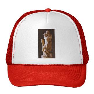 Michelangelo- Pieta Rondanini (unfinished) Mesh Hats