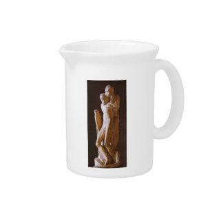 Michelangelo- Pieta Rondanini (unfinished) Pitcher