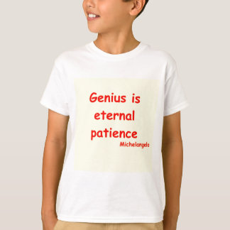 michelangelo quote T-Shirt