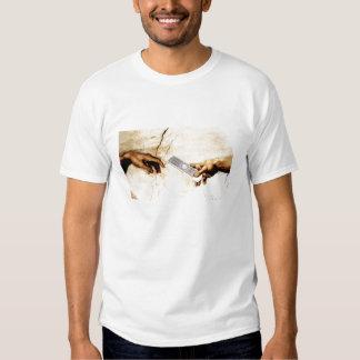 Michelangelo + Remote T Shirt