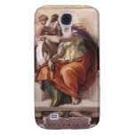 Michelangelo Renaissance Art Samsung Galaxy S4 Cover