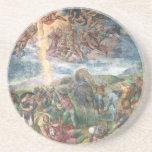 Michelangelo Renaissance Art Coaster