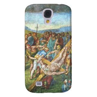 Michelangelo Renaissance Art Galaxy S4 Cover