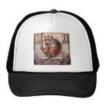 Michelangelo Renaissance Art Hat