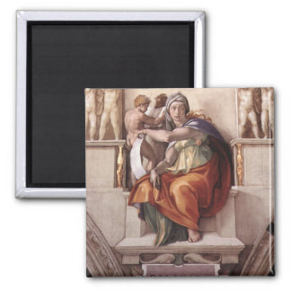 Michelangelo Renaissance Art Magnet